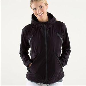 lululemon Athletica rise-shine-jacket  black 6